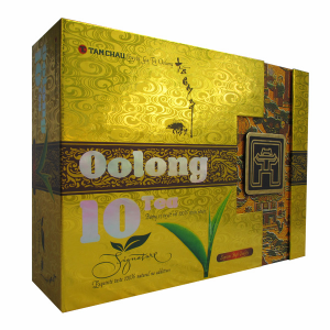 Trà Oolong 10 Tea Set 320g